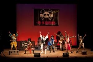 海賊団ステージ